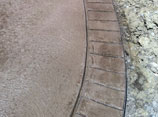 Decorative Concrete Edges