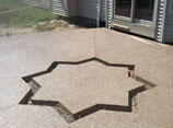 Decorative Concrete Inset