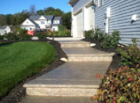 Decorative Concrete Steps